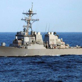 Το αντιτορπιλικό USS Ross έστρεψε τις κάννες στην τουρκική φρεγάτα Barbaros στον Καφηρέα – Στο κυνήγι και η φρεγάτα«Θεμιστοκλής»
