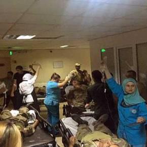 ΕΚΤΑΚΤΟ – Σκληρές εικόνες: Λιώνουν οι Τούρκοι στρατιώτες μέσα στις γερμανικές λαμαρίνες τωνLeo