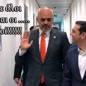 Ράμα: Επιλέξαμε να ενταθούν οι σχέσεις μας με την Ελλάδα ώστε να συμμορφωθεί – Κάναμε πολιτική με το μαστίγιο και μετά με τηνκουλούρα!
