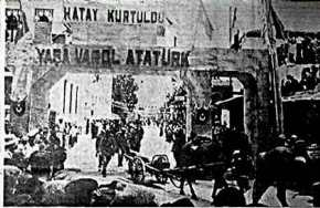 Τουρκικός επεκτατισμός: Από την Αλεξανδρέττα στην Κερύνεια και μετά στηΘράκη;