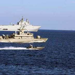 Σε θέση μάχης το ΠΝ της Αιγύπτου – Σκάφη και υποβρύχια απέναντι από τον τουρκικόστόλο