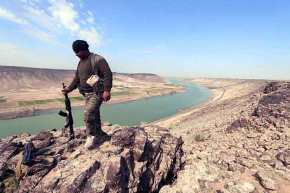 Η Τουρκία έκοψε τα νερά του Ευφράτη προς Συρία…. στην πιο χαμηλή ροή.Απειλούνται εκατομμύριαάτομα.