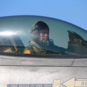 Ο ΑΓΕΑ πέταξε με F-16 πάνω από το Κεντρικό Αιγαίο –ΦΩΤΟ