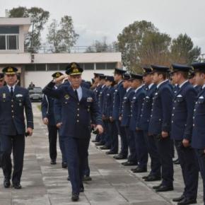 Α/ΓΕΑ: Ηχηρό και συγκινητικό καλοσώρισμα στους νέους μαχητές τηςΠΑ