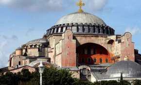 Τα »ΣΗΜΑΔΙΑ» στην ΑΓΙΑ ΣΟΦΙΑ – Ποιος είπε ότι οι Τούρκοι δεν φοβούνται τα σημάδια & τηντιμωρία;