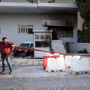 Αναρχοκομμουνιστές πέταξαν χειροβομβίδα σε αστυνομικό τμήμα και οι αρχές προσπαθούν να τοκρύψουν!