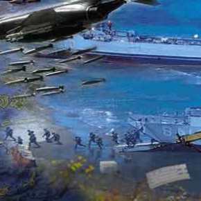 Απειλή πολέμου από τον Τούρκο Α/ΓΕΕΘΑ: «Μπορούμε να πολεμήσουμε και στην Αφρίν και στο Αιγαίοταυτόχρονα»