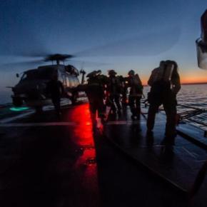 ΑΣΤΡΑΠΗ 01/18: Εντυπωσιακές εικόνες απο την επιχειρησιακή εκπαίδευση του ΠολεμικούΝαυτικού