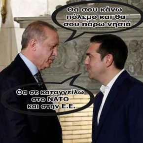 """Η Τουρκία δεν καταλαβαίνει πια από καμία """"κόκκινη γραμμή""""! Ας τοκαταλάβουμε…"""