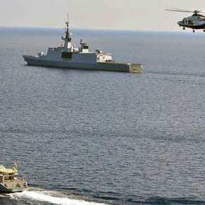 Ναυτική «ασπίδα» στήνει το Παρίσι: «Ναυμαχία» γαλλικής φρεγάτας και τουρκικού πολεμικού πλοίου στην ΚυπριακήΑΟΖ