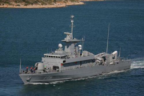 Τα τεχνικά χαρακτηριστικά της ΤΠΚ Δανιόλος του Πολεμικού Ναυτικού - ΦΩΤΟ - ΒΙΝΤΕΟ