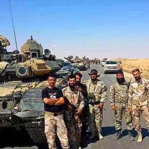 ΕΚΤΑΚΤΗ ΕΙΔΗΣΗ! Αναμένεται τουρκικό «μακελειό» – Συριακά άρματα μάχης εναντίον Τουρκικών στηνΑφρίν