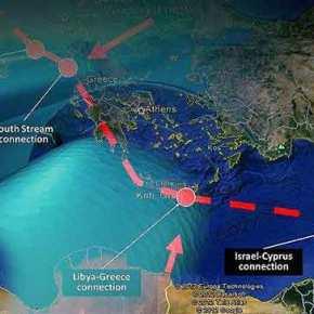 Σύγκρουση-«μεγατόνων» Ισραήλ και Ρωσίας για τον EAST MED – «Χαλάνε» τα σχέδια για τον αγωγό Turk Stream – Ιδού τι έρχεται στοΑιγαίο