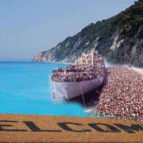 Μαζική «απόβαση» Τούρκων στην ΠαναγίαΟινουσσών!