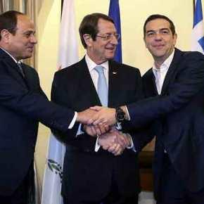 Η Αίγυπτος στηρίζει Ελλάδα για Ίμια και Κύπρο για έρευνες στηνΑΟΖ