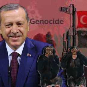 """""""Πουλάει τρέλα"""" ο Ερντογάν για τη Συρία και οι Ευρωπαίοι προκλητικάσιωπούν"""