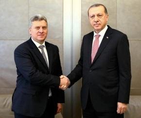 Στην Τουρκία ο πρόεδρος της ΠΓΔΜ ΓκιόργκιΙβάνοφ
