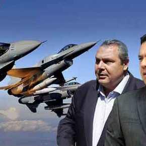 «Τελεσίγραφο» από ΗΠΑ για την αναβάθμιση: «Κλείστε τα F-16 μέχρι τις 28Φεβρουαρίου»