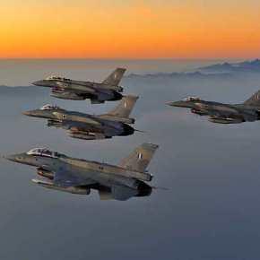Εκσυγχρονισμός F-16: Nέα βελτιωμένη και ευέλικτη πρόταση από τιςΗΠΑ