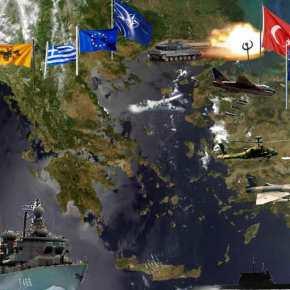 Πόλεμο Ελλάδας-Τουρκίας βλέπει η βρετανική Εxpress: «Και μετά Γ' ΠΠ…»