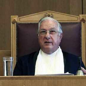 Πρόεδρος ΣτΕ προς δικαστές: Αγνοήστε επιθέσεις καιπροσβολές