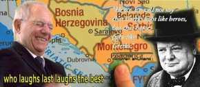 Όταν η Γερμανία διέλυσε την Γιουγκοσλαβία για εκδίκηση λόγω Β' ΠΠ – Τώρα επιχειρεί το ίδιο με την Ελλάδα στοΣκοπιανό