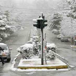 Ο Καλλιάνος Κρούει Τον Κώδωνα Κινδύνου! Έρχεται «Χιονοεισβολή» Τη Δευτέρα – Δείτε Αναλυτικά ΤηνΠρόγνωση