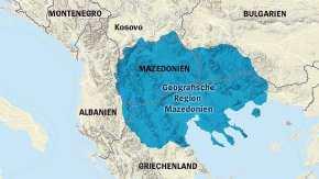 Η Γερμανία θέλει ανεξάρτητη Μακεδονία με έξοδο στοΑιγαίο