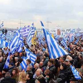 Συλλαλητήριο για τη Μακεδονία: Απτόητοι οι διοργανωτές παρά τις απειλές και τιςνουθεσίες