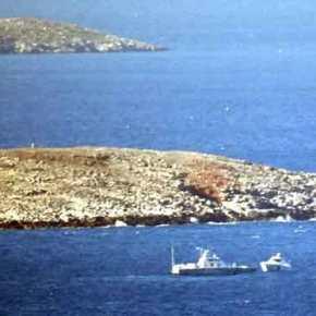 Συγκλονιστική Εικόνα! Δείτε Τι Κάνει Ένα «Μόνο» Τουρκικό Σκάφος ΣταΊμια