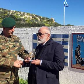 Κουρουμπλής: Tα σύνορα στα Βαλκάνια και στο Αιγαίο έχουν οριστεί από ΔιεθνείςΣυμβάσεις