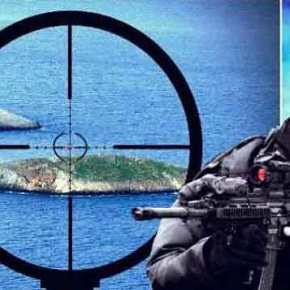 EKTAKTO – Αναζητούν Ελληνες εθνικιστές που σχεδίαζαν απόβαση στα Ίμια και σύγκρουση μεΤουρκία