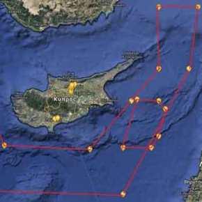 Η Κύπρος καταγγέλλει στον ΟΗΕ την Τουρκία για παραβιάσεις του εναέριου και θαλάσσιουχώρου