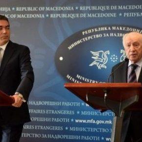 Ο Νίμιτς δεν άκουσε ποτέ τον Τσίπρα που είπε «δεν υπάρχει μακεδονικό έθνος»; – Να μάθει να ακούεικαλύτερα!