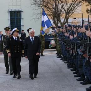 Ηχηρά μηνύματα Παυλόπουλου προς Σκόπια και Αλβανία –ΦΩΤΟ