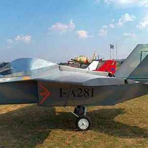 Αεροσκάφη κατασκευασμένα από ελληνικάχέρια!