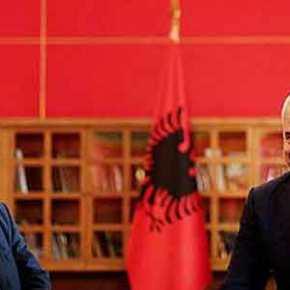 Μνημείο για τους Τσάμηδες στην Ελλάδα ζητά ο Αλβανόςπρωθυπουργός.