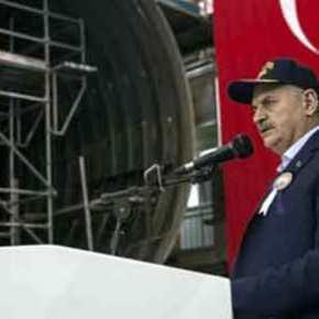 Μπ. Γιλντιρίμ: «Το τουρκικό Ναυτικό θα πνίξει τα γατάκια» (φωτό,βίντεο)
