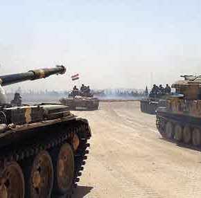 ΕΚΤΑΚΤΟ: Τα συριακά στρατεύματα εισήλθαν στην Αφρίν – Τάσσονται απέναντι στουςΤούρκους