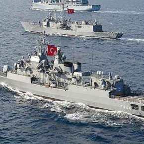 Προαναγγέλλει πολεμική σύγκρουση στο Αιγαίο ο ΤούρκοςΥΠΑΜ