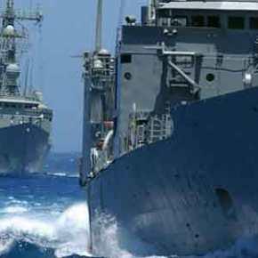 EKTAKTO – Θρίλερ στην Α.Μεσόγειο: Τουρκικά πολεμικά πλοία παρενοχλούν και στοχοποιούν το κυπριακόγεωτρύπανο