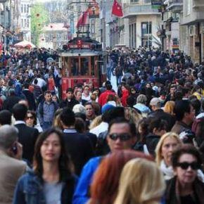 Ο πληθυσμός της Τουρκίας θα ξεπεράσει τα 100 εκατομμύρια σε 22χρόνια