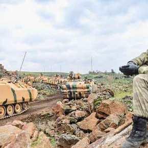 ΕΚΤΑΚΤΟ: Συμφωνία συριακού στρατού – Κούρδων – Εισέρχεται ο συριακός στρατός στην Αφρίν – Τι σημαίνει αυτό γιαΑιγαίο
