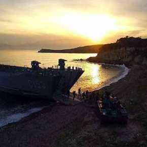 Ρ.Τ.Ερντογάν: «Εδωσα διαταγή σε Αεροπορία και Ναυτικό να εμπλακούν σε Αιγαίο-Μεσόγειο»