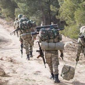 Πολεμικό Ανακοινωθέν: Σε 34 ημέρες μαχών στην Εφρίν σκοτώθηκαν 1.219 Τούρκοι καιμισθοφόροι