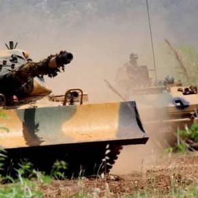 Έβρος: Διαψεύδεται η υπερσυγκέντωση των τουρκικών ΕΔ στασύνορα