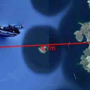 Καταπέλτη Σκαφών Εφόδου Καταδρομέων… Κατασκευάζουν οι Τούρκοι σε απόσταση 4,7 m. τωνΙμίων!…