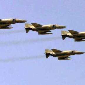 Τουρκικές υπερπτήσεις μαχητικών αεροσκαφών στο FIRΑθηνών