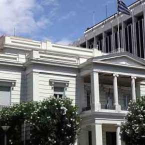 Απάντηση ΥΠΕΞ στο τουρκικό παραλήρημα: Το νομικό καθεστώς του Αιγαίου είναικατοχυρωμένο