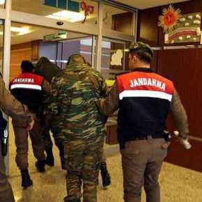 To Anadolou προεξοφλεί τις ποινές των Ελλήνωνστρατιωτικών